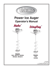 ESKIMO MAKO M43 OPERATOR'S MANUAL Pdf Download