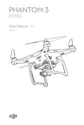DJI PHANTOM 3 ADVANCED USER MANUAL Pdf Download