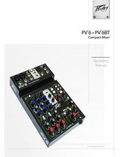peavey pv6 operating manual pdf download rh manualslib com peavey pv6 usb manual pdf peavey pv6 usb manual pdf