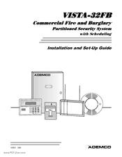 ademco vista 32fb manuals rh manualslib com Honeywell Vista 10Se Manual Honeywell Vista 10Se Manual
