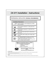 code alarm ca611 manuals rh manualslib com