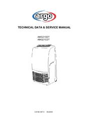 argo amg21cdt manuals