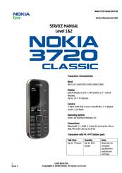 nokia 3720 classic service manual pdf download rh manualslib com