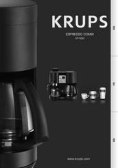 krups espresso combi xp1600 manuals rh manualslib com krups xp 4020 user manual krups xp 7200 user manual