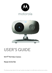 Motorola SCOUT66 User Manual