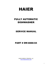 Haier BFD45W Service Manual