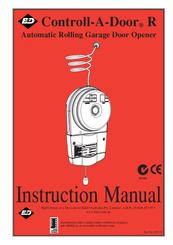 B&d Controll-A-Door R Manuals