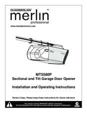 merlin garage door remote instructions