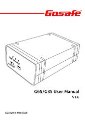 Gosafe G6s Инструкция - фото 2