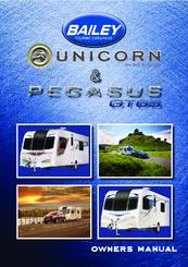 BAILEY Caravan Rear Light//lamps Unicorn 2 Barcalona//Cadiz//Seville 2013 /& 2014