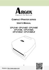 Argox CP-2140E PPLB Drivers Windows 7