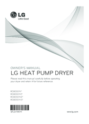 LG RC8055*H1 Series Owner's Manual