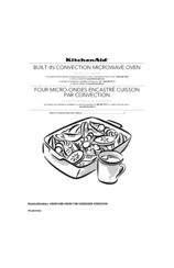 KitchenAid KEMS379B Use & Care Manual