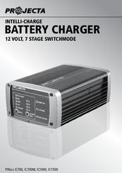 Dual battery charger idc45 — projecta.