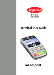 INGENICO IWL220 USER MANUAL Pdf Download