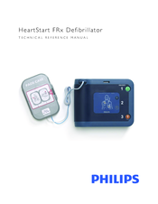 PHILIPS HEARTSTART FRX TECHNICAL REFERENCE MANUAL Pdf Download