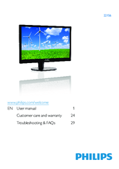 Philips 221S3SS/00 Monitor Driver Download