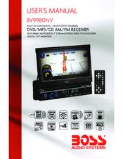 Boss audio systems BV9980NV Manuals | ManualsLibManualsLib