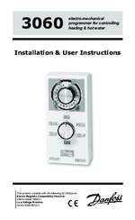 Danfoss 3060 installation users instructions pdf download asfbconference2016 Images