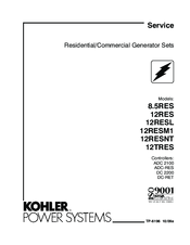 KOHLER 8 5RES SERVICE MANUAL Pdf Download