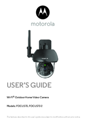 Motorola FOCUS73 User Manual