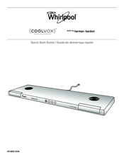 Whirlpool COOLVOX Quick Start Manual