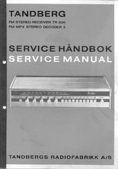 tandberg tr 200 manuals rh manualslib com tandberg 3300x service manual tandberg 3300x service manual