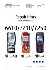 nokia 6610 cell phone 625 kb manuals rh manualslib com nokia 6600 manual manuale nokia 6610