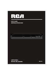 RCA DRC125 User Manual