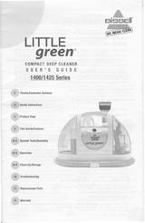 Bissell Little Green 1425 Series Manuals