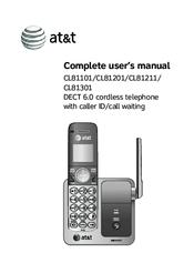 at t cl81301 manuals rh manualslib com  at&t model cl82201 manual