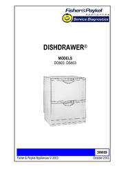 fisher and paykel dishdrawer user manual user manual guide u2022 rh fashionfilter co fisher & paykel dishwasher instruction manual fisher paykel dishwasher repair manual