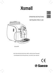 saeco инструкция sup 038