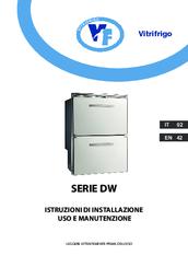 Vitrifrigo DW Series Manuals