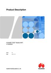 Huawei E5832 Manual Pdf