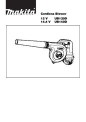Makita UB140D User Instructions