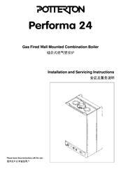 Potterton Performa 24 >> Potterton Performa 24 Manuals
