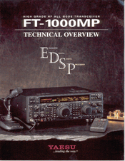 Yaesu Mark-V FT-1000MP Technical Overview