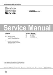 philips vr540 07 manuals rh manualslib com Philips Instruction Manuals Philips Product Manuals