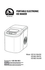 igloo portable ice maker manual