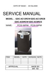 dimplex gdc ac9rcs manuals rh manualslib com Soleus Portable Air Conditioner Manual Hisense Portable Air Conditioner Manual