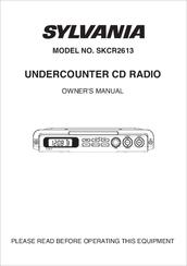sylvania skcr2613 owner s manual pdf download rh manualslib com