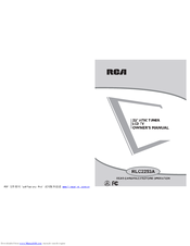 RCA RLC2253A Owner's Manual