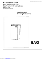 baxi boston 2 50 of manuals rh manualslib com baxi boilers manuals duo tec baxi boilers manuals duo tec