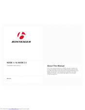 bontrager node 2.1 manual