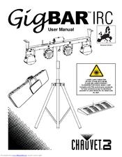 chauvet gigbar irc manuals rh manualslib com User Manual User Manual PDF