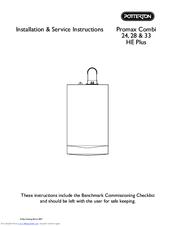 potterton promax combi 24 he plus installation service rh manualslib com
