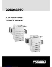 toshiba 2060 operator s manual pdf download rh manualslib com Toshiba E Studio 455 Toshiba E Studio 167