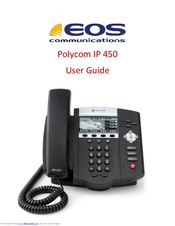 polycom ip 601 manuals rh manualslib com Polycom IP 550 Polycom Phones SoundPoint IP Phones