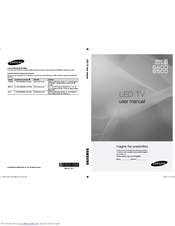 Samsung Series 6 6500 Manuals